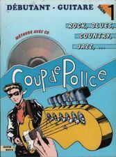 Coup de pouce débutant guitare rock Tome I - Roux Denis - Liv - 73510 - 2316867