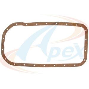 Oil Pan Set  Apex Automobile Parts  AOP402