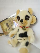 Merrythought Cheeky Bear Little Cow Made in England Mohair Limited Edition New