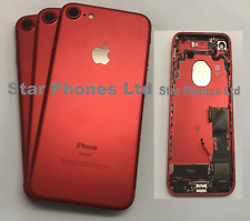 "iphone 7 4.7""  New Replacement RED Housing With Genuine Parts. AAA Quality"