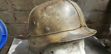 Ww2 german replica M35 Helmet Pioneer With Wire Basket Size 66 Shell