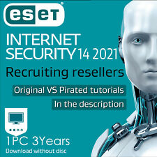 ESET Internet Security 14 13 1 2 3 years Internet Security 2020 Download edition