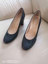Geox Pumps Schuhe mit Blockabsatz für Damen günstig kaufen