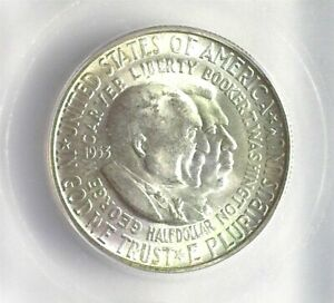 1953-S WASHINGTON / CARVER ICG MS 65 LISTS FOR $65!