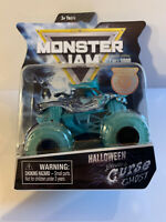 Spin Master Monster Jam 2019 1:64 Ghost Pirate's Curse 1 of 5,000 NEW Halloween