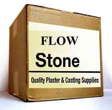FLOW STONE  - WHITE  -   25 lbs for $39      FREE  FAST SHIPPING    PLASTER GUYS