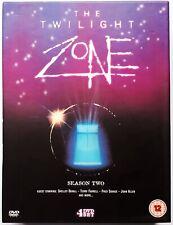 The Twilight Zone (1986) - Complete Season Two - Region 2 DVD - 4 Disc Set