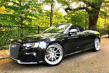 """Audi B8 RS5 S5 A5 - Signature Forged Wheels SV302 20"""" inch Deep Concave"""