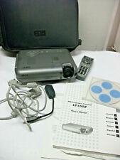 NEC LT150Z Portable DLP TV Projector 1000 ANSI lumens