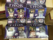 Marvel Minimates Series 39 Thor Two-Pack - Set of 4 NEW