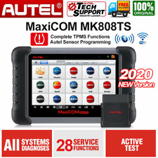 Autel MK808TS as MaxiSys MS906TS Diagnostic Scanner Bluetooth WIFI Code Reader