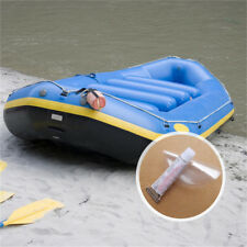 PVC Repair Glue + Patch For Swimming Ring Inflatable Mattress Dinghy Towing Boat