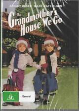 TO GRANDMOTHER'S HOUSE WE GO - ASHLEY & MARY-KATE OLSEN - NEW & SEALED DVD
