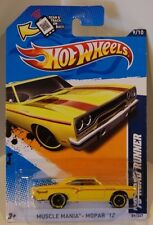 2012 Hot Wheels Muscle Mania-Mopar '12 Plymouth '70 Road Runner