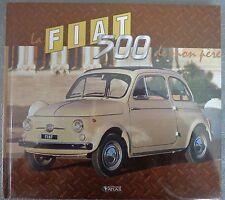 LIVRE LA FIAT 500 DE MON PERE neuf  F125