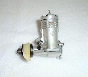 Vintage 1950's Fox .35 Model Airplane Stunt Engine - Great Compression - Clean -