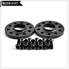 2x15mm Hubcentric Wheel Spacers 5x110 CB65.1 for Alfa Romeo Giulia Stelvio Brera