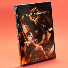 HUNGER GAMES DVD Gary Ross Bruce Bundy Latarsha Rose Lenny Kravitz