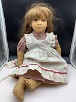 Annette Himstedt Puppe Neblina 65 cm Top Zustand.