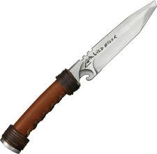 """WildSteer Wildsteer Knife CBP 10 1/8"""" overall. 5 1/2"""" X50CrMoV15 stainless blade"""