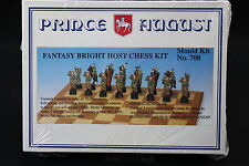 YW065 PRINCE AUGUST Kit de moulage 708 Fantasy Bright Host Chess Kit