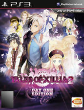 Tales of Xillia 2 -- Day One Edition (Sony PlayStation 3, 2014) Steelbook