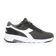 Scarpe da uomo Diadora Evo Run C8514 nero grigio sportivo ginnastica calzature