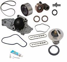 For Honda Acura V6 GENUINE/OEM Complete Timing Belt Water Pump/Belt & Gasket KIT