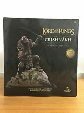 Weta - Lord Of The Rings - Grishnakh 1/6 Statuen -ITEM #02619- Neu im opened Box