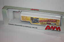 AWM 1:87 LKW Modell  Kofferauflieger / BÄRENSTARK truckdrive OVP
