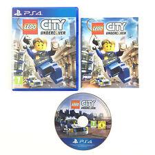 Lego City Undercover Le Jeu Video PS4 Jeu Sur Playstation 4