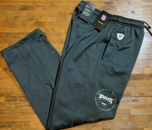 NIKE THERMA PHILADELPHIA EAGLES NFL EQUIPMENT PANTS - Men's XL (gray) NWT
