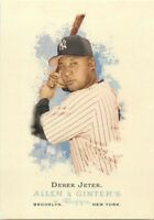 2006 TOPPS ALLEN & GINTER BASEBALL CARD - PICK / CHOOSE YOUR CARDS