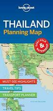 Lonely Planet Thailand Planning Map by Lonely Planet, NEW Book, FREE & Fast Deli