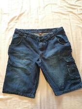 Engelbert Strauss kurze Jeans Arbeitshose Gr.56