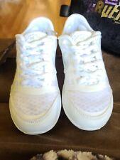 Nib Rebel Ruthless size 4 White Shoes