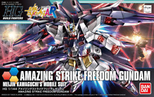 Gundam Build Fighters HGBF #053 Amazing Strike Freedom Gundam Model Kit