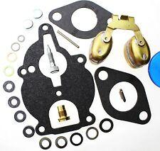 Carburetor Kit Amp Float Fits Continental F163 Y112 13650 13492 Ca8f311b N77