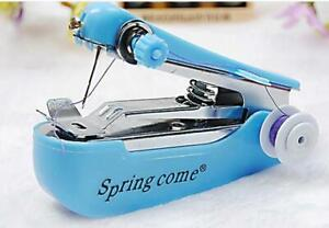 Maquina De Coser Mano Portatil Portable Mini costura inalámbrica