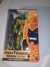"""New listing Goldar Mighty Morphin Power Rangers Lightning Collection 6"""" Action Figure Hasbro"""