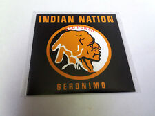 "INDIAN NATION ""GERONIMO"" CD SINGLE 4 TRACKS COMO NUEVO"