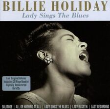 CD musicali vocale Billie Holiday