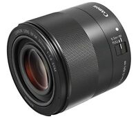 Canon single focus lens EF-M 32mm F-1.4 STM mirrorless single lens EF-M 3214 STM