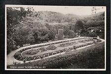 Italian Gardens Saltburn Nr Redcar 1950's ? J Salmon RP Postcard ~ GOOD QUALITY