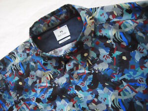 Paul Smith -  Shirt  -Tailored Fit - Size  M  !!!