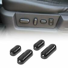 Power Seat Adjustment Switch Button Decor Cover  Trim Accessories for F150 09-14