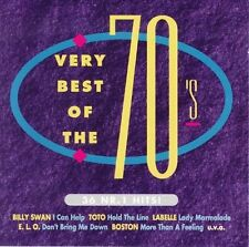 Very best of the 70's 1 (Columbia/Sony) Billy Swan, Toto, ELO, Boston, .. [2 CD]