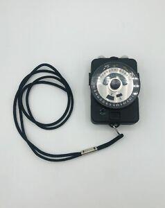 Quantum Calcu-Flash-II Digital Flash Meter for both Ambient and Flash Metering