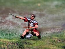 THE COLLECTORS SHOWCASE ROME 43AD CS00978 ROMAN SITTING WOUNDED FIGHTING MIB