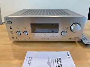 Sony STR DA2000ES 7.1 Channel 840 Watt Receiver